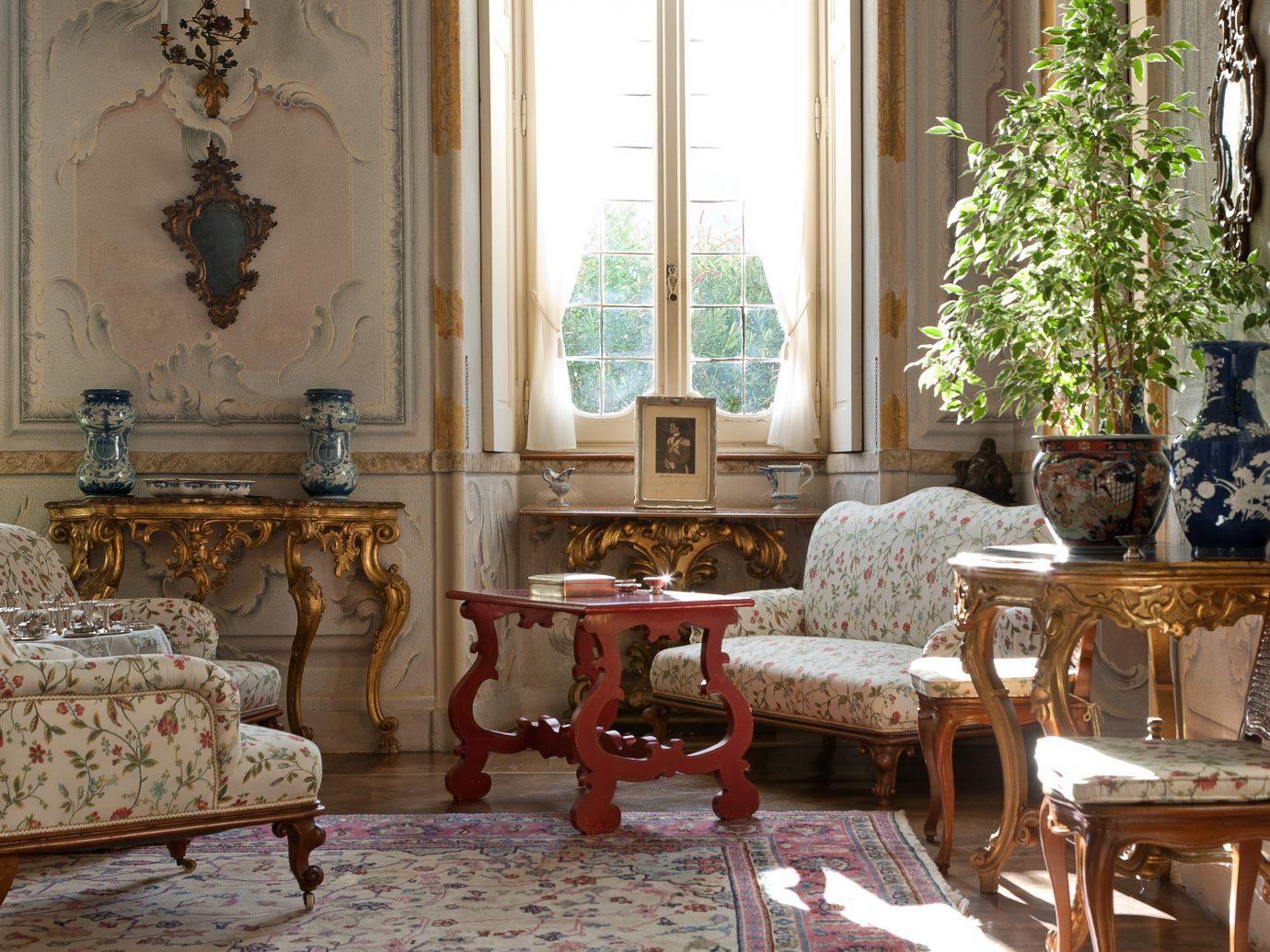 Lounge of Grand Hotel Tremezzo