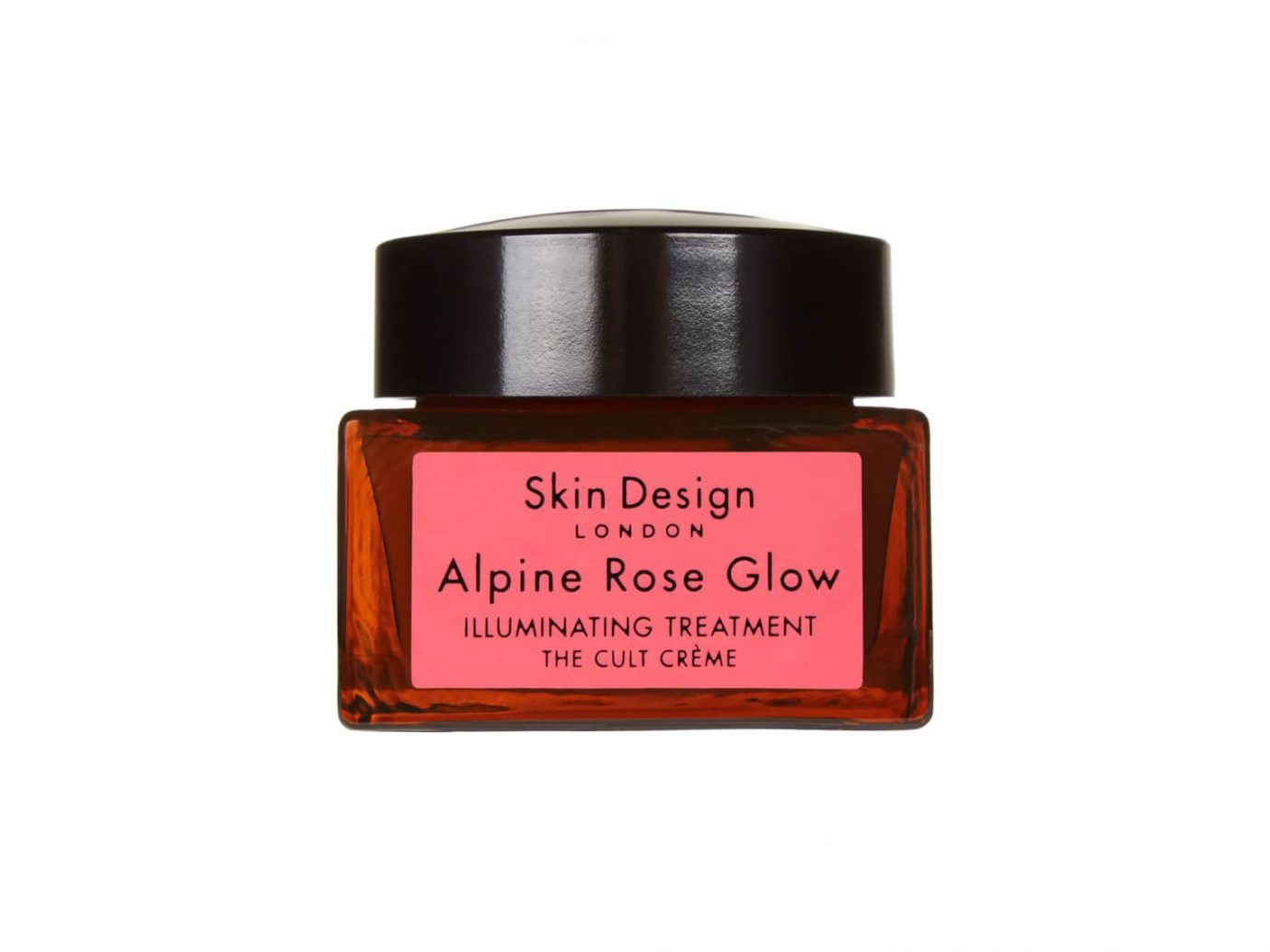 Skin Design London Alpine Rose Glow Illuminating Treatment Crème