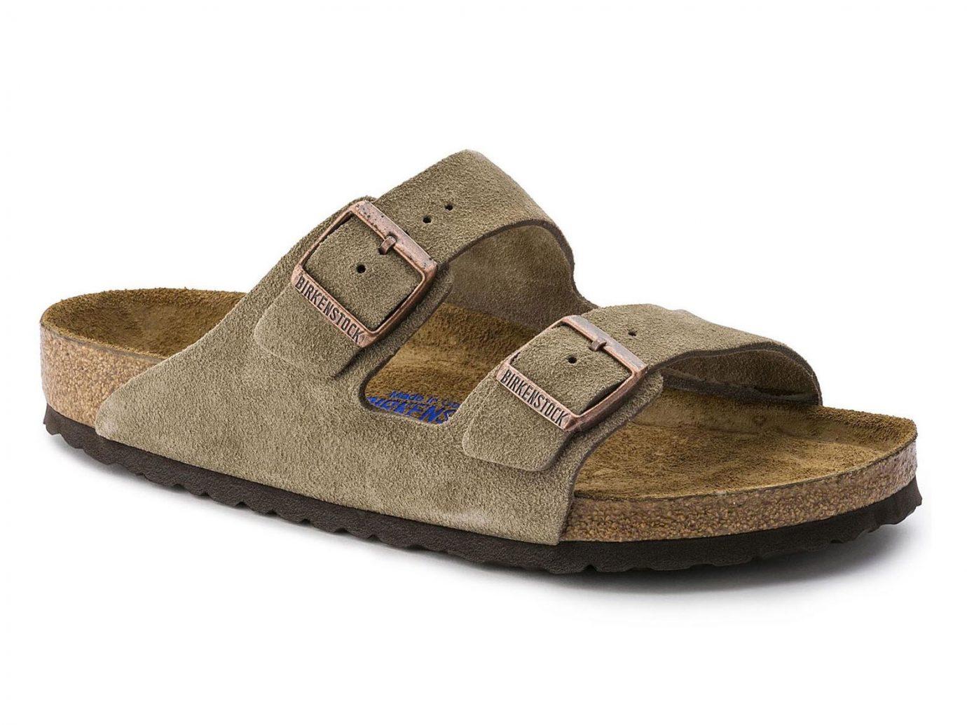 Birkenstock Arizona Soft Footbed in Suede Leather
