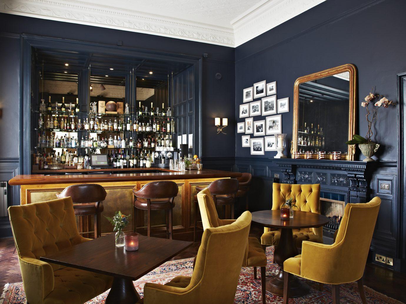 Bar at Dunstane House