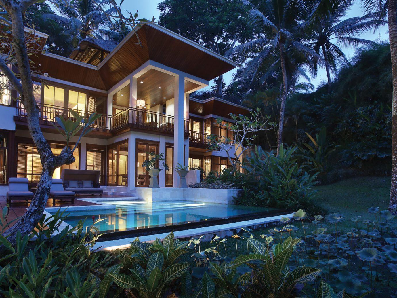 Royal Suite at Four Seasons Resort Bali at Sayan