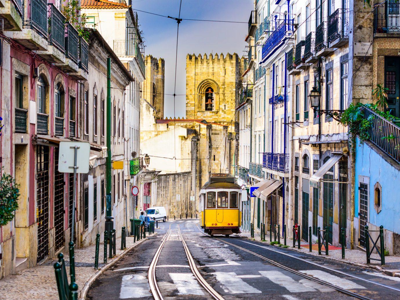 Lisbon, Porgugal cityscape