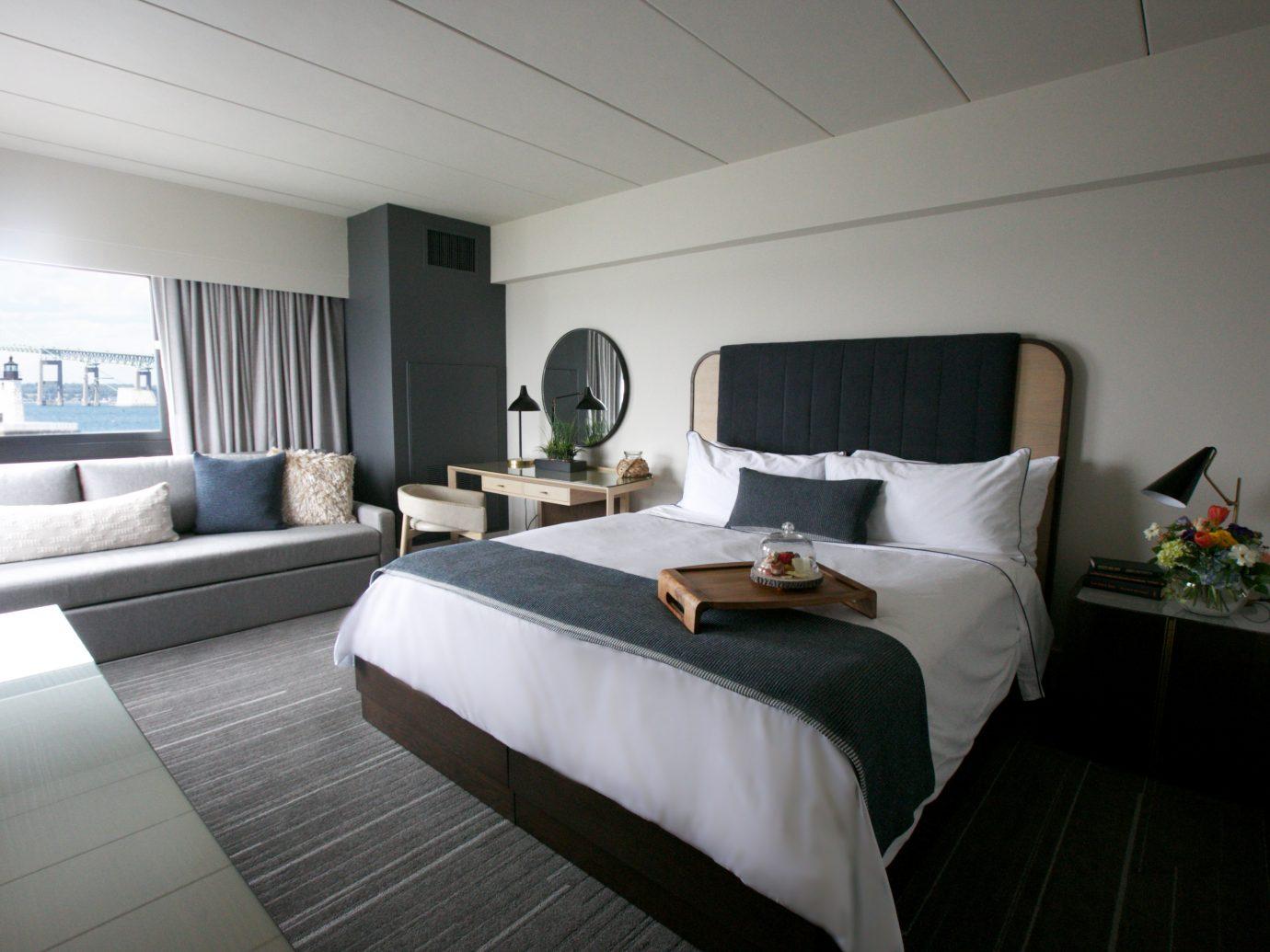 Guest Room at Gurney's Newport