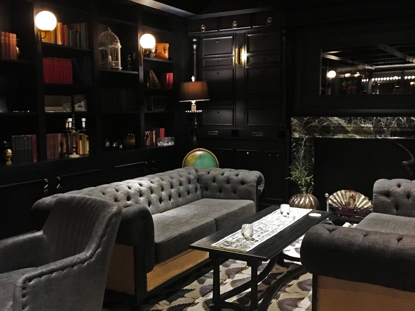 Hendricks Lounge in Scotland