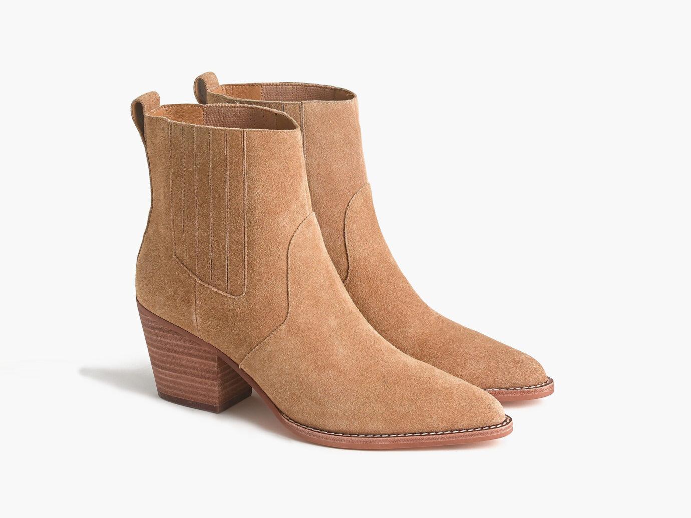 J.Crew Western Boots
