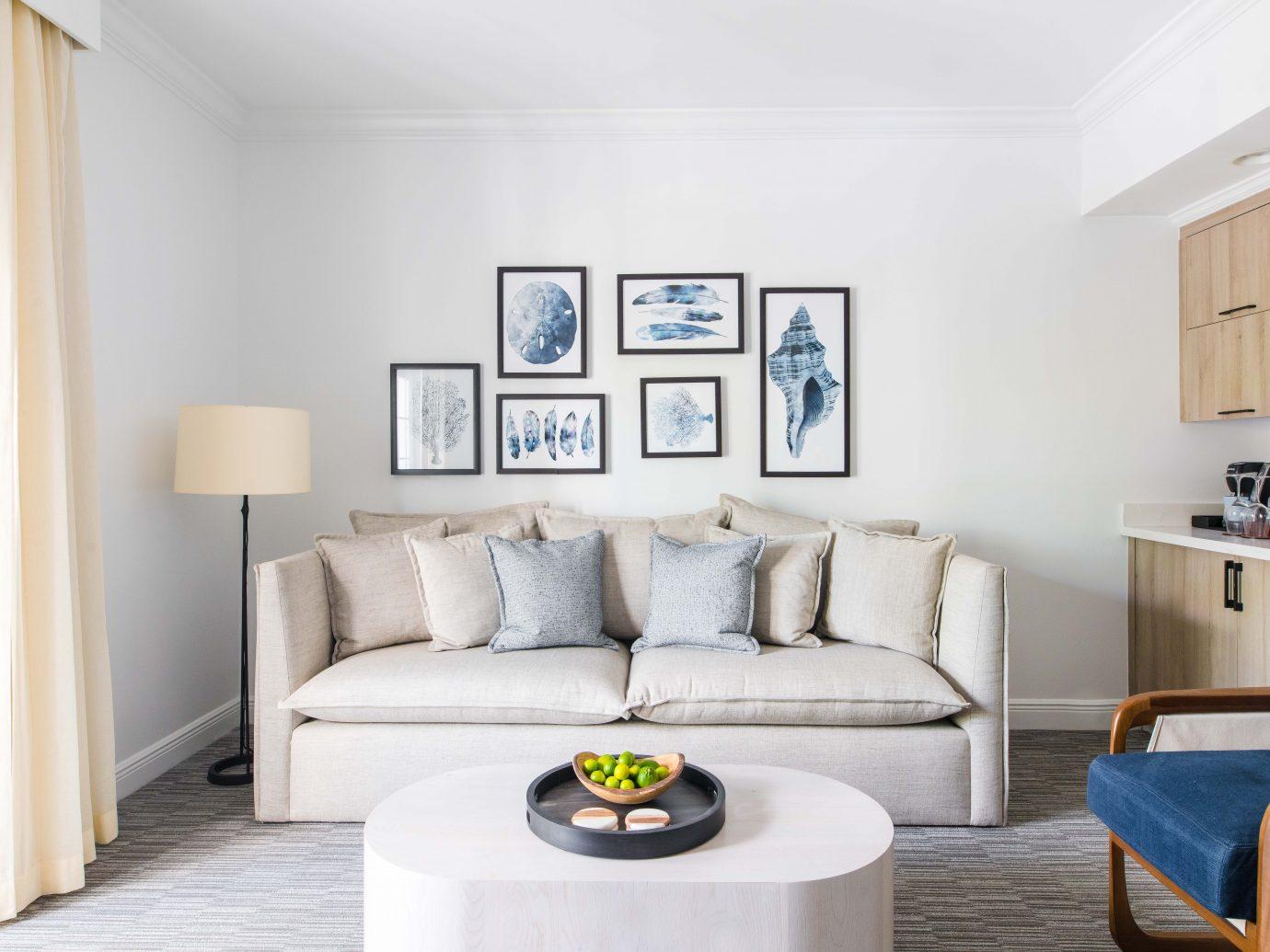 Living room of Parrot Key