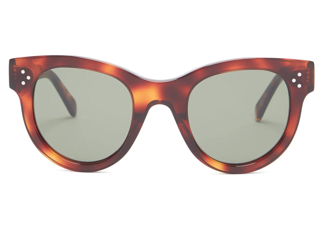 Celine Eyewear Baby Audrey cat-eye acetate sunglasses