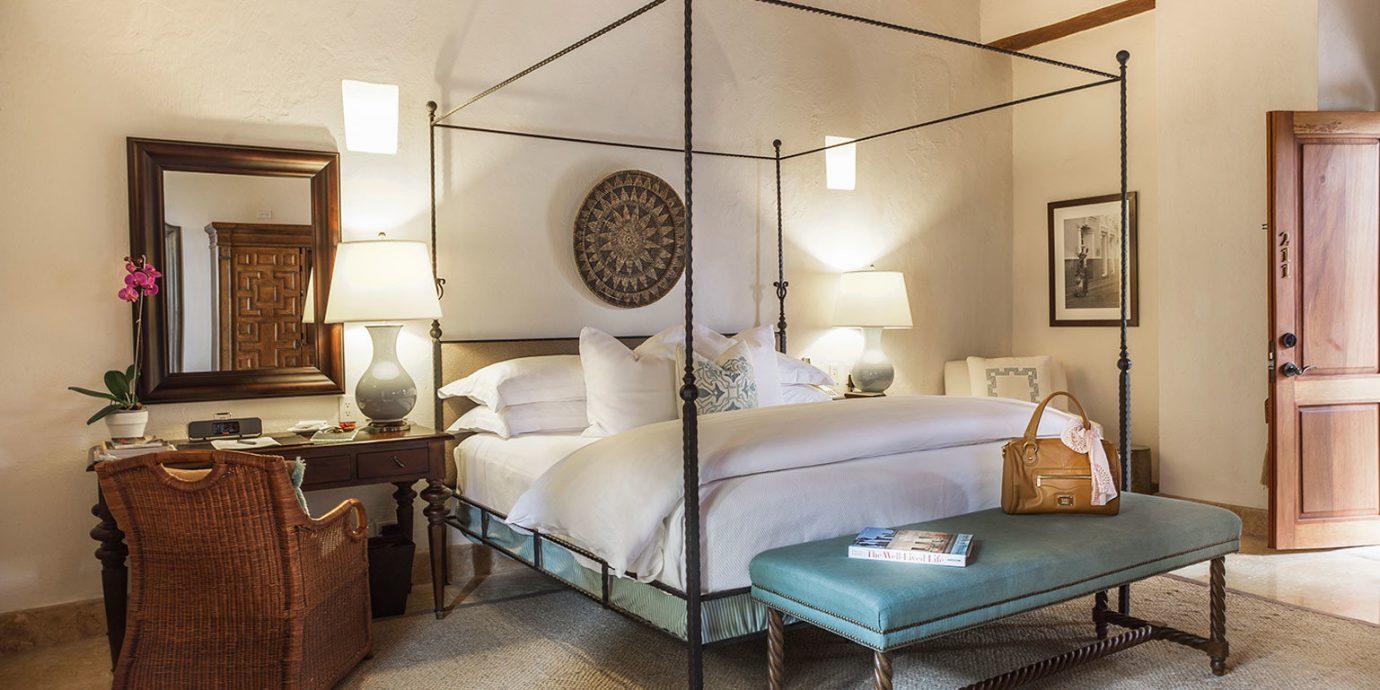 Bedroom at Hotel Casa San Agustin