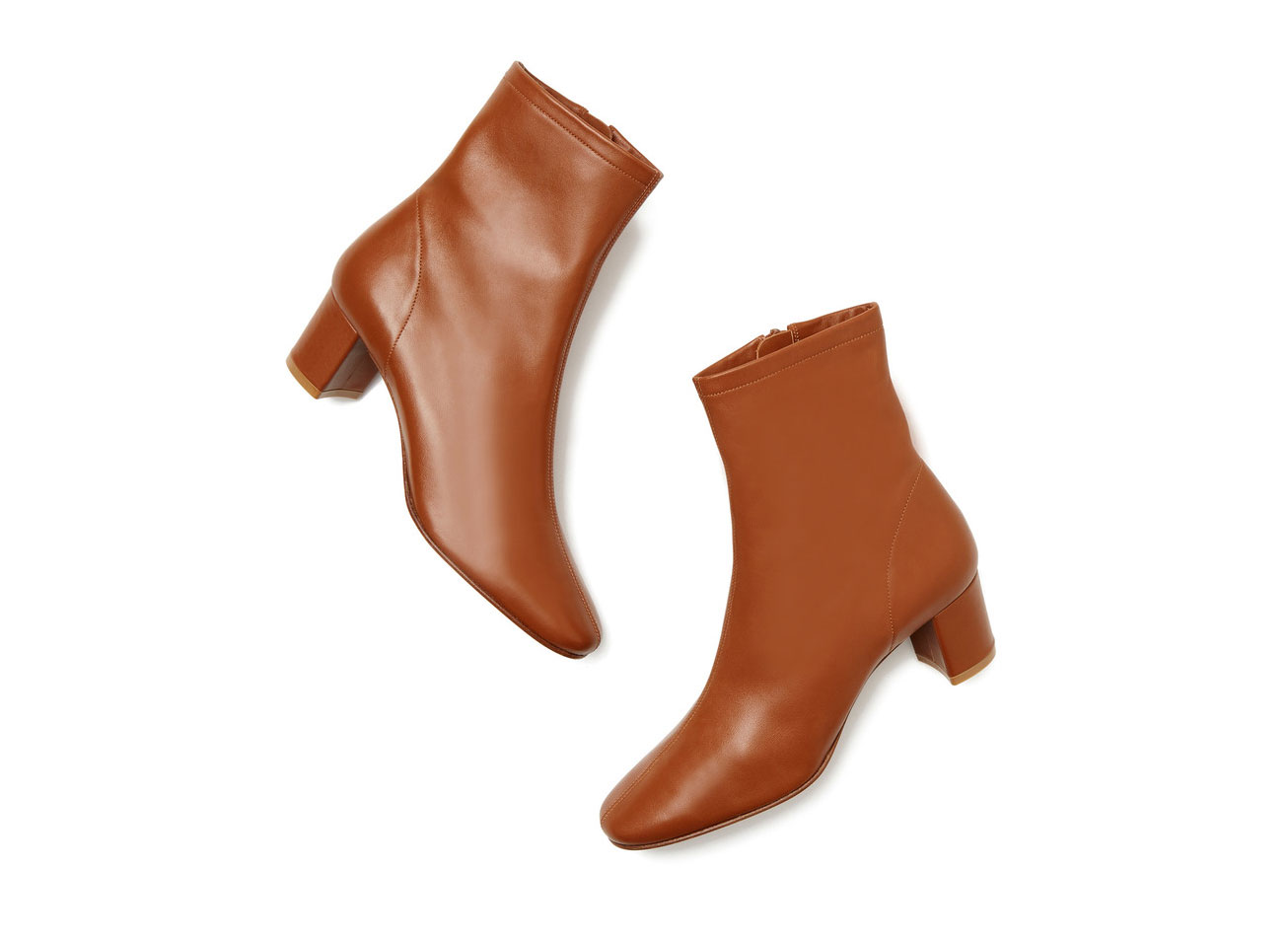 By Far Shoes Sofia Leather Boots
