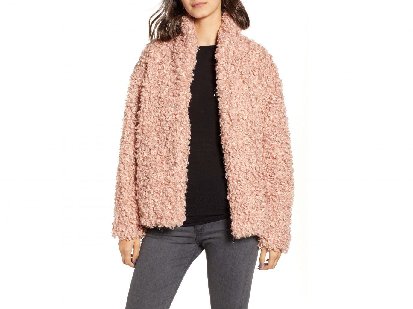 Chelsea28 Faux Fur Coat