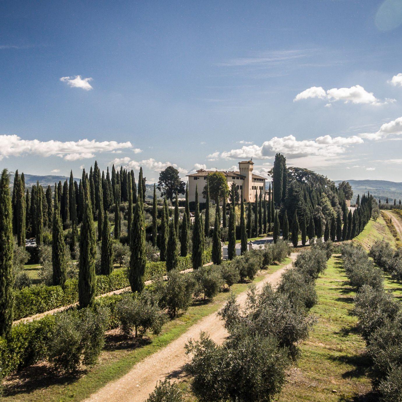 Exterior view at COMO Castello Del Nero