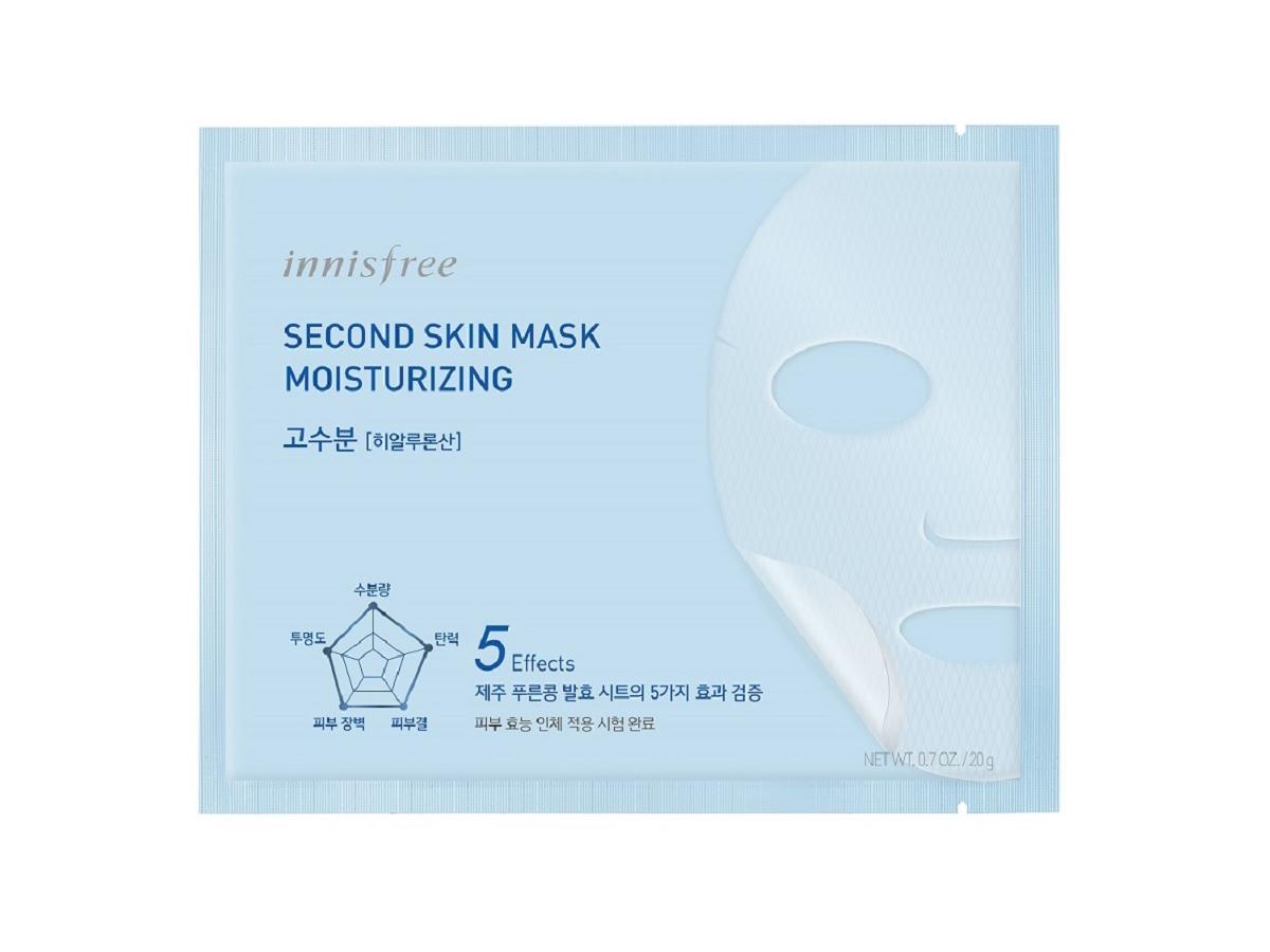 INNISFREE Second Skin Mask