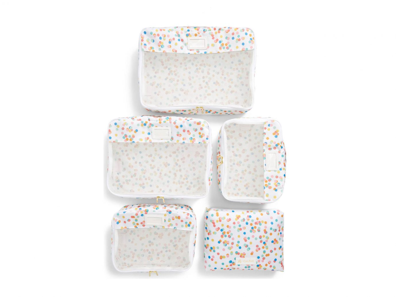 Calpak x Oh Joy! Packing Cubes (Set of 5)