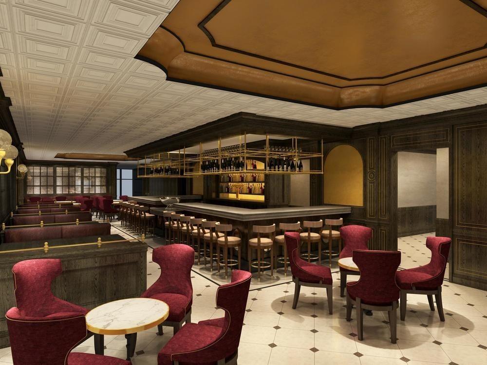 Bar at Waldorf Astoria Chicago