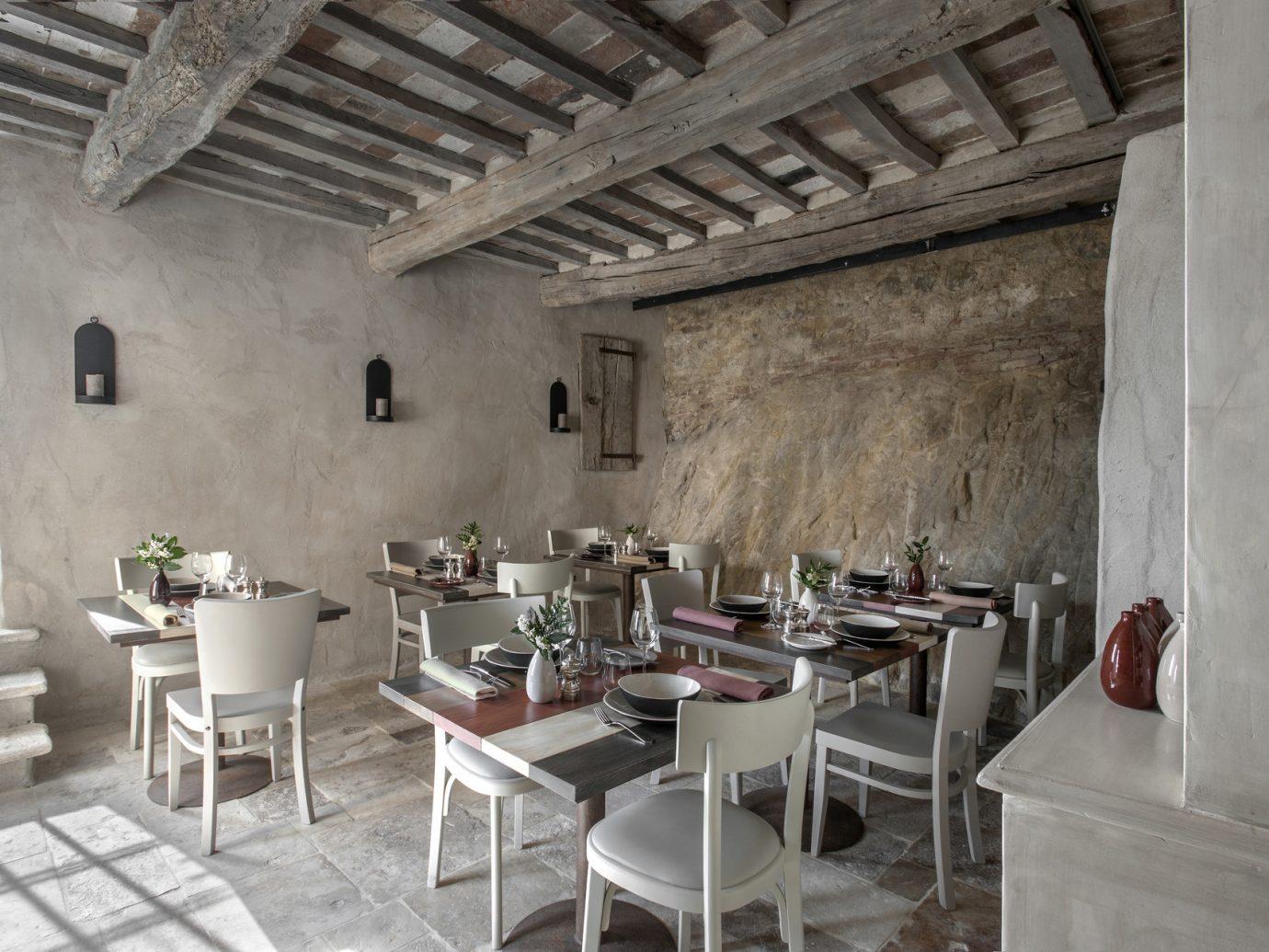 Restaurant at Hotel Monteverdi