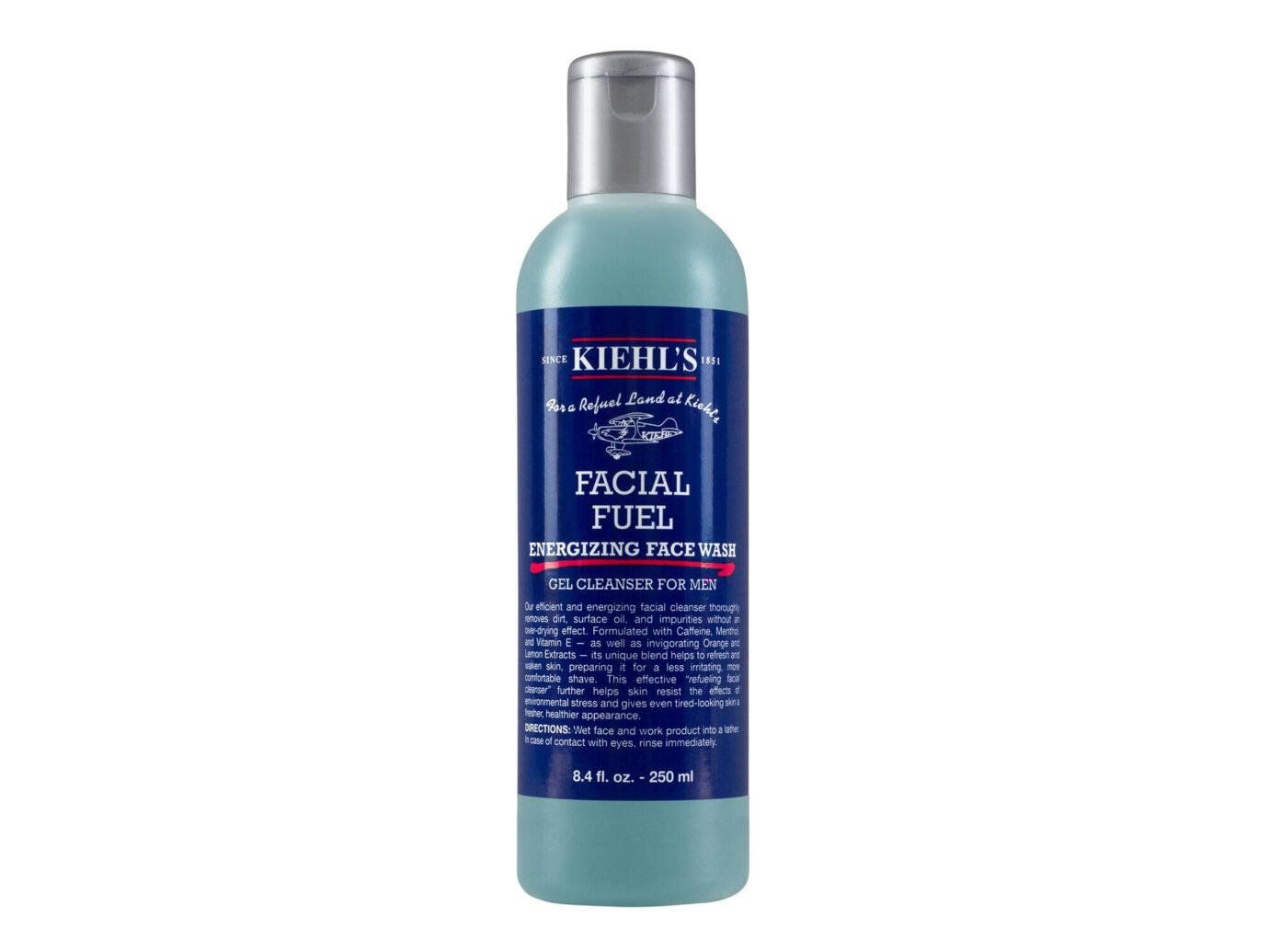 Khiels Facial Fuel Cleanser