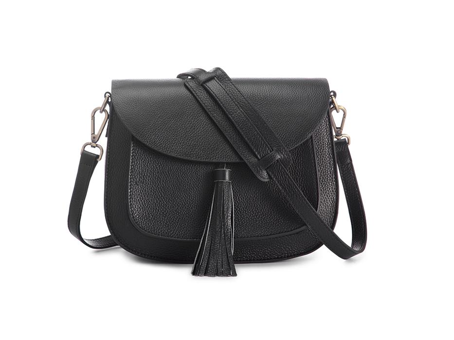 Lola Noir Camera Bag