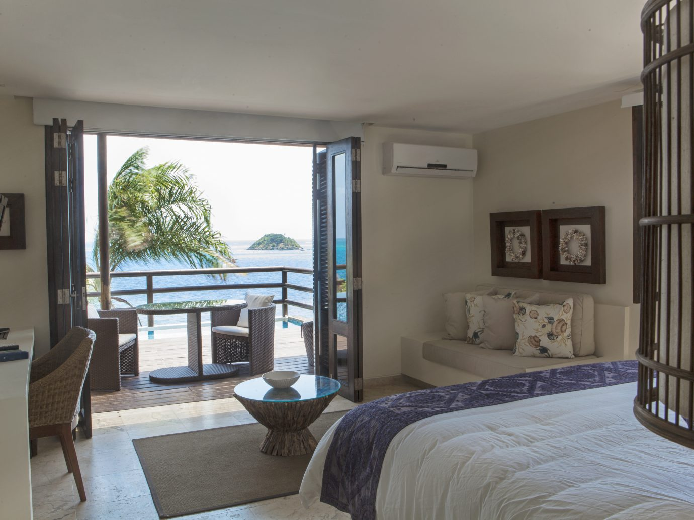 Suite at Deep Blue Isla Providencia, Colombia