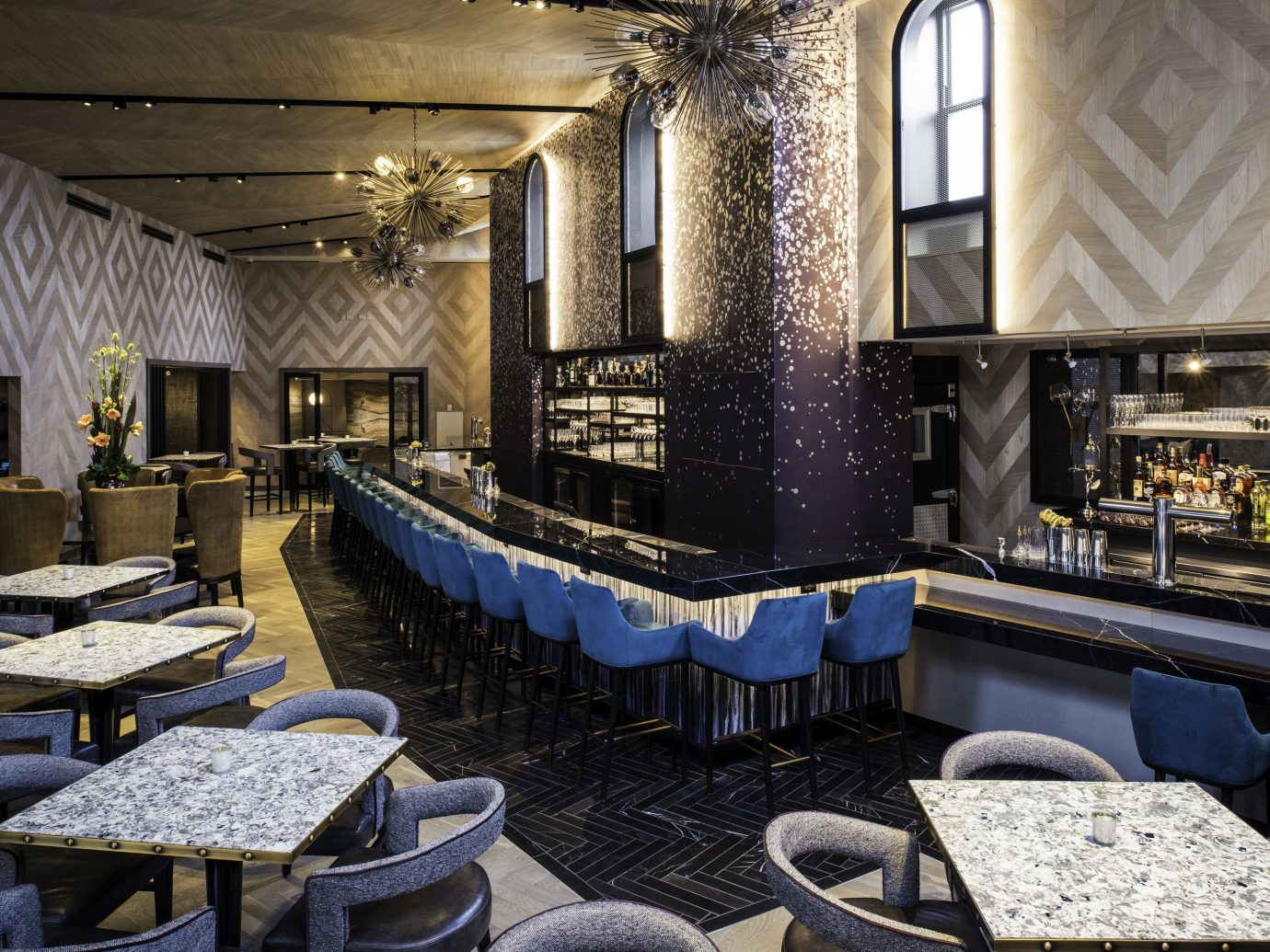 Bar at LondonHouse Chicago, Curio Collection by Hilton