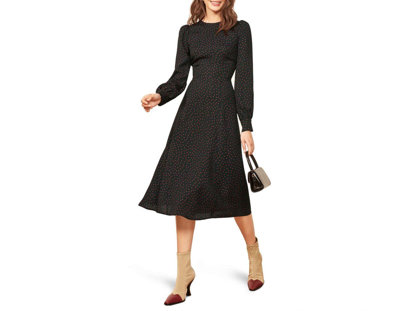 Reformation Josephine Midi Dress