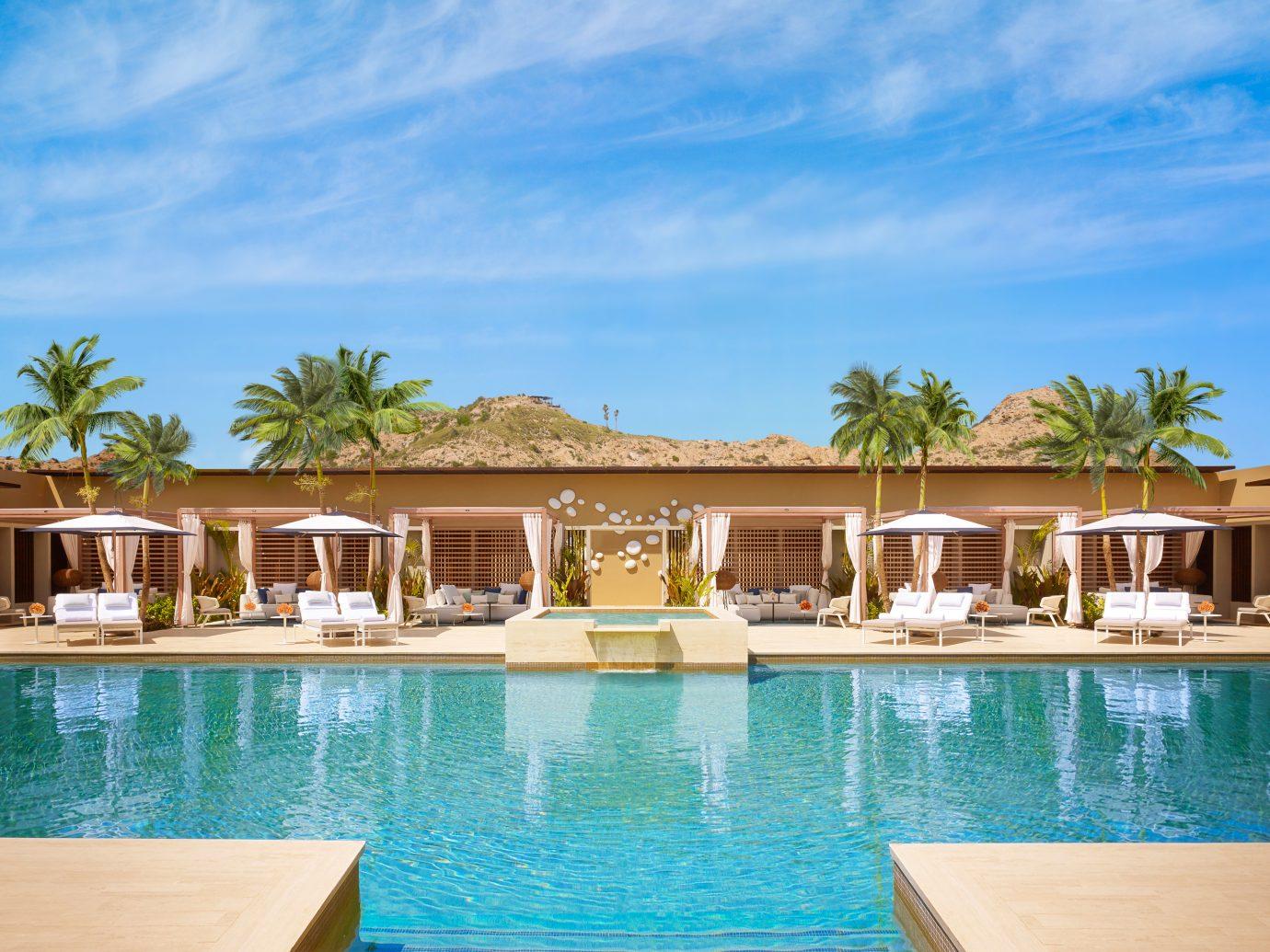 Pool at Montage Los Cabos