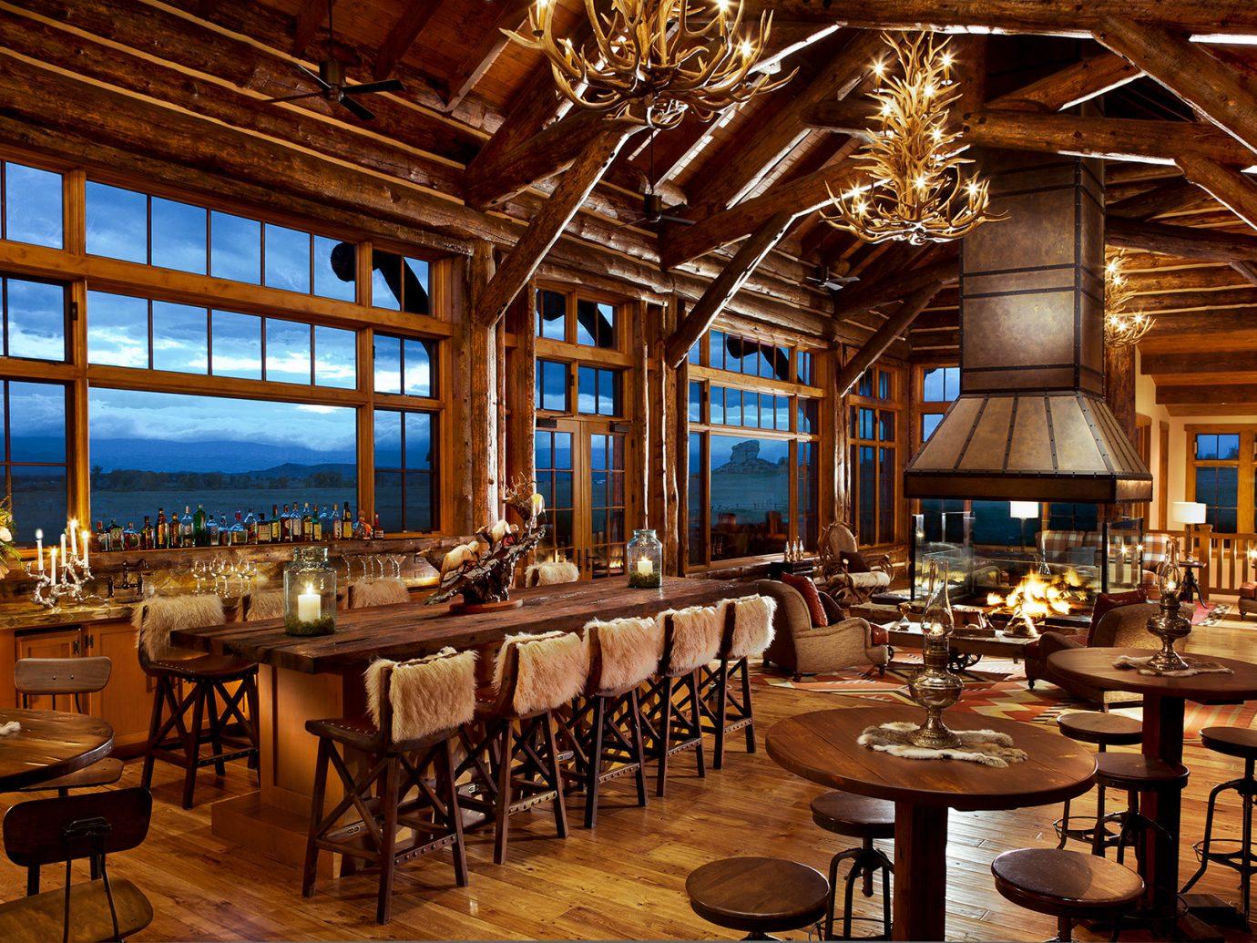 Restaurant Brush Creek, Wyoming