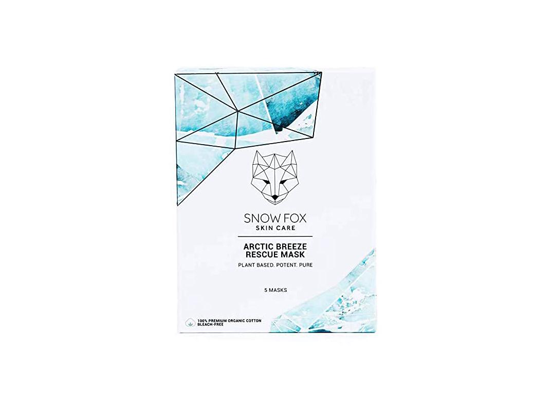 Snow Fox Skin Care Arctic Breeze Rescue Mask