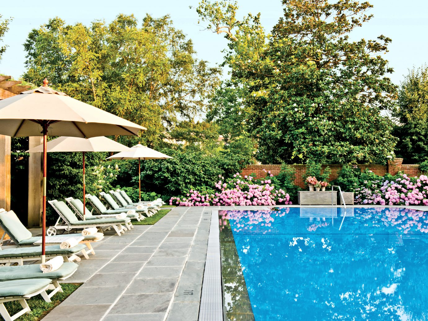 Pool at Inn at Perry Cabin