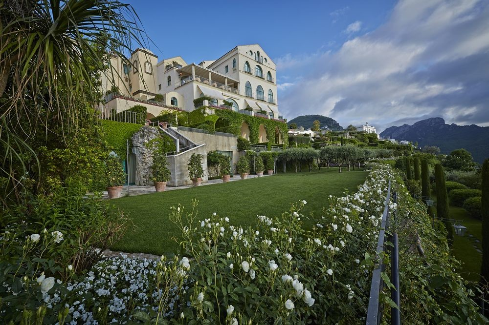 Exterior view at Belmond Hotel Caruso