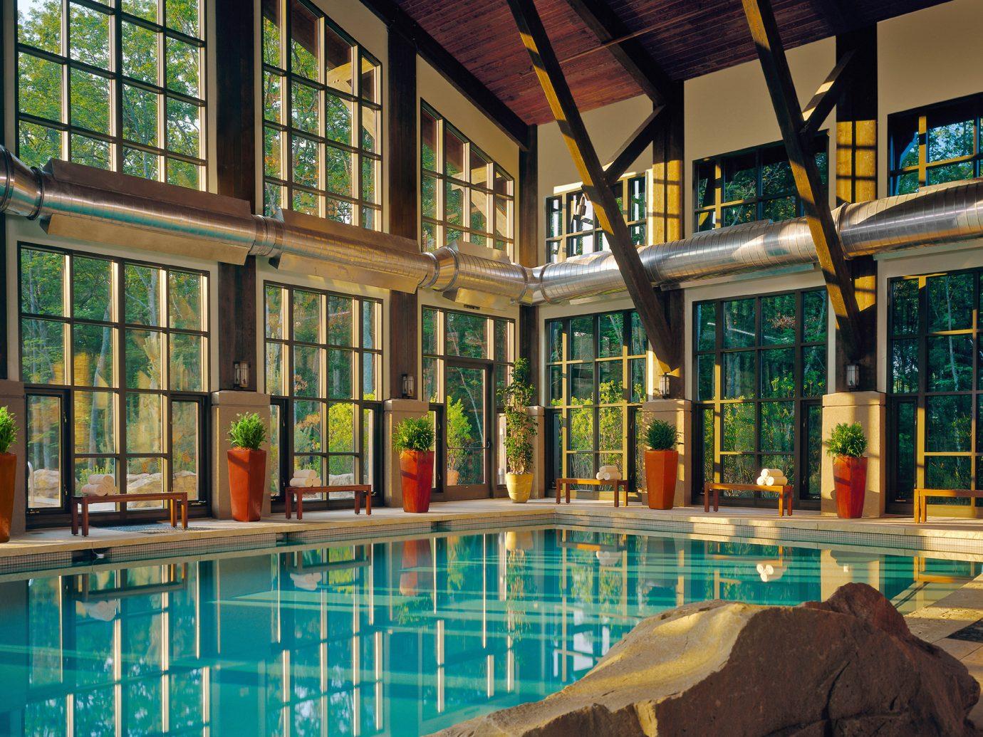 Pool at the Lodge at Woodloch