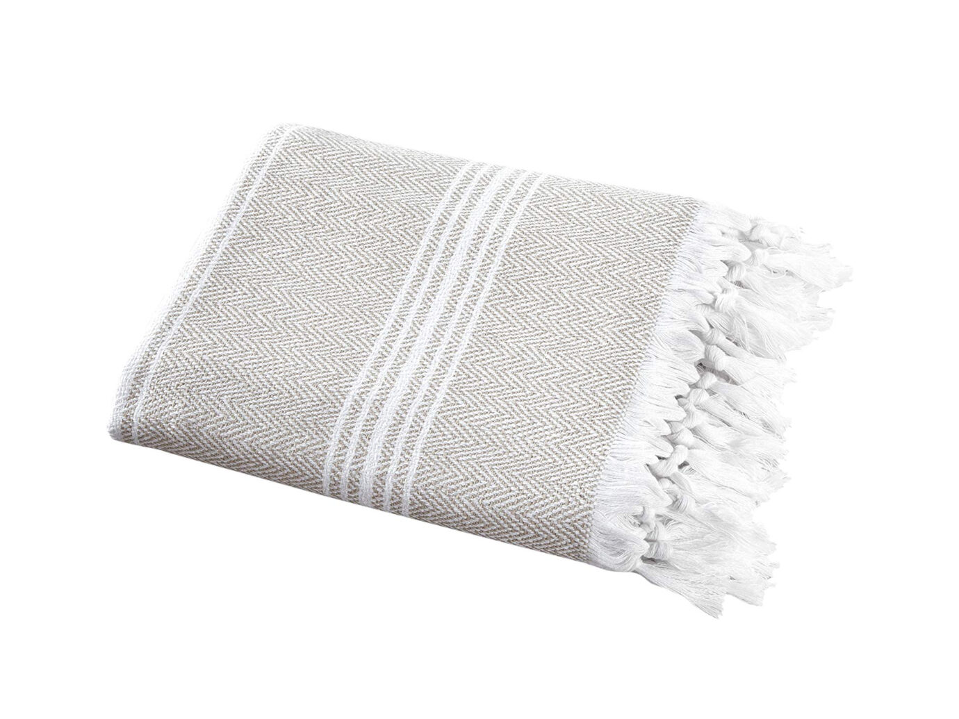 SALBAKOS Turkish Peshtemal Fouta Towel