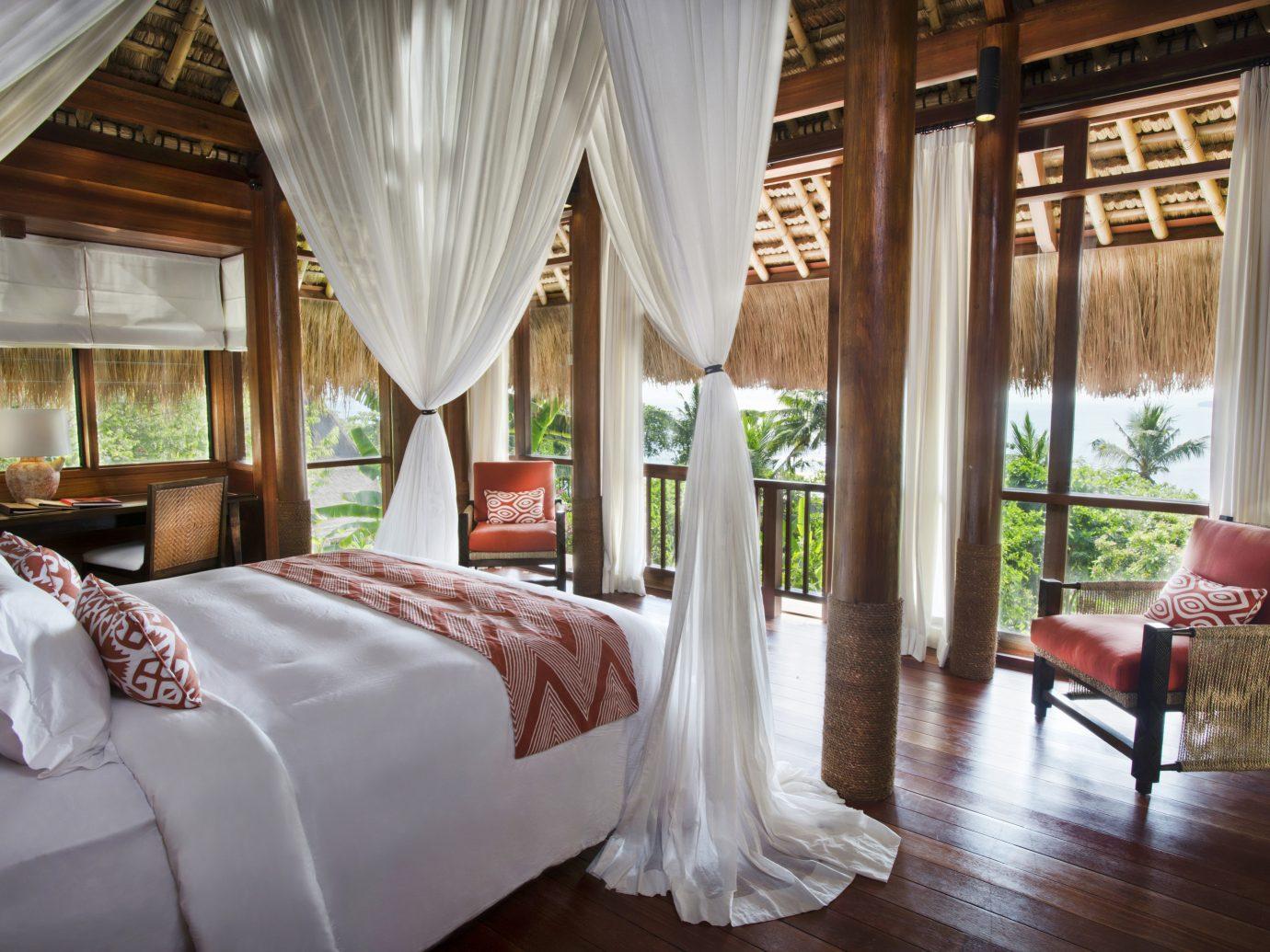 Bedroom at Nihi Sumba