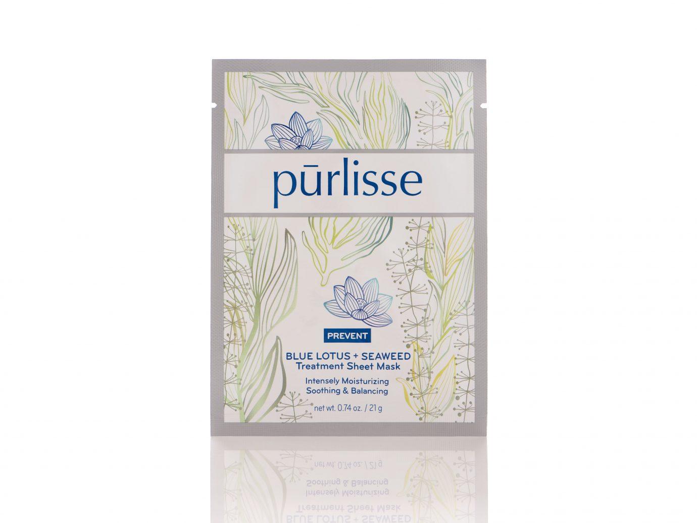 Purlisse Blue Lotus + Seaweed Sheet Mask