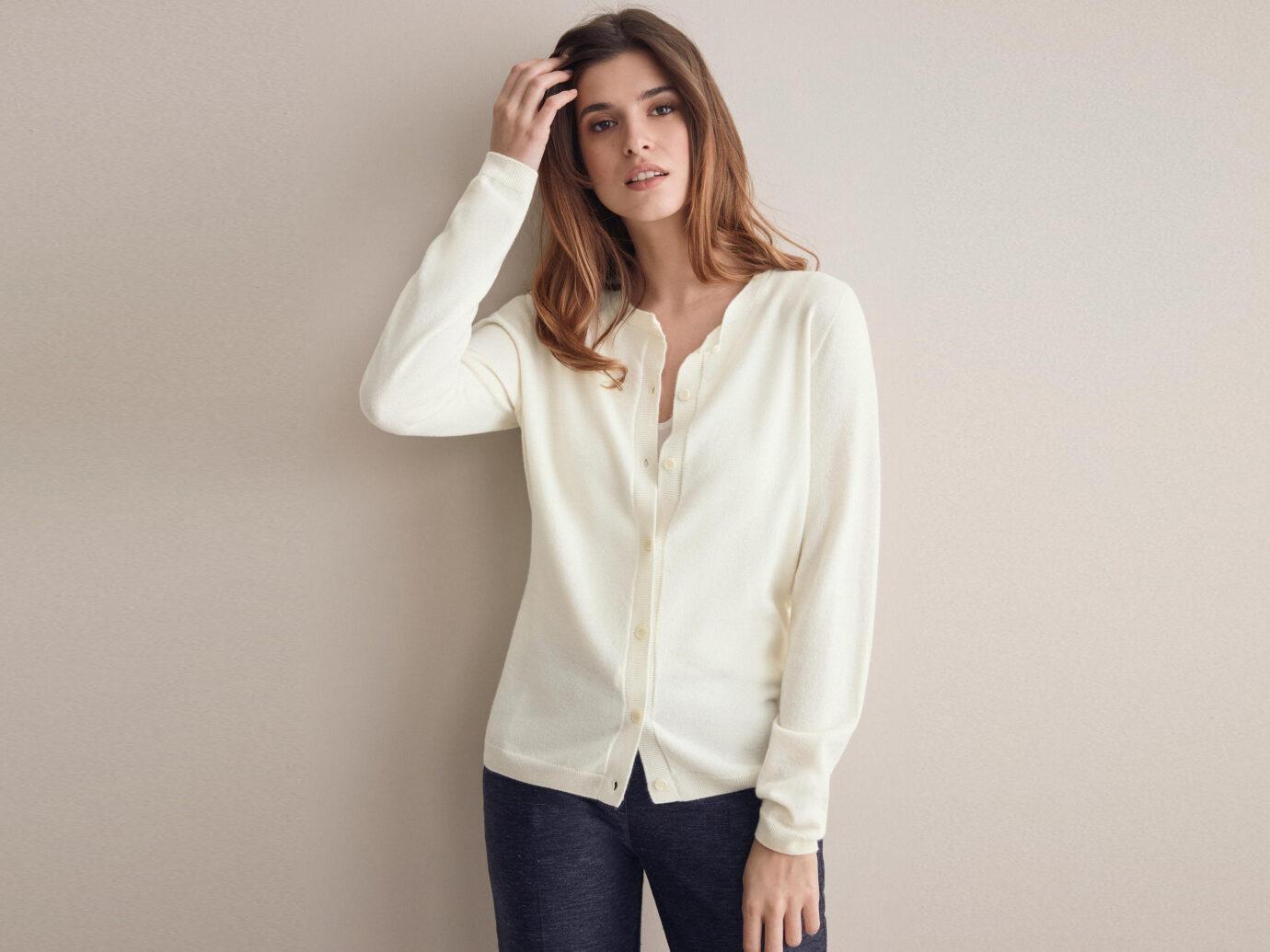 Falconeri Ultra-Soft Cashmere Cardigan