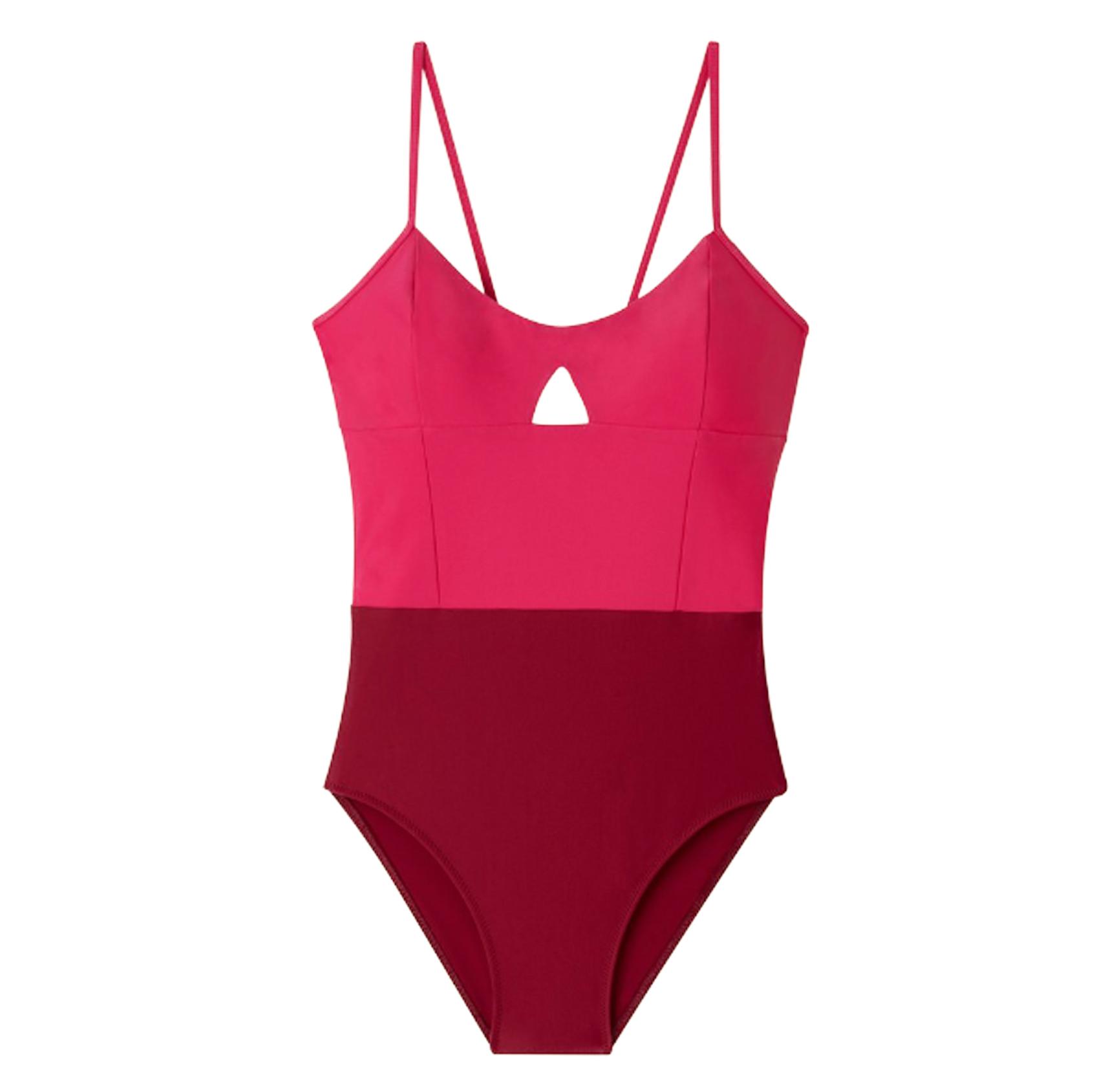 Swan Dive Swimsuit
