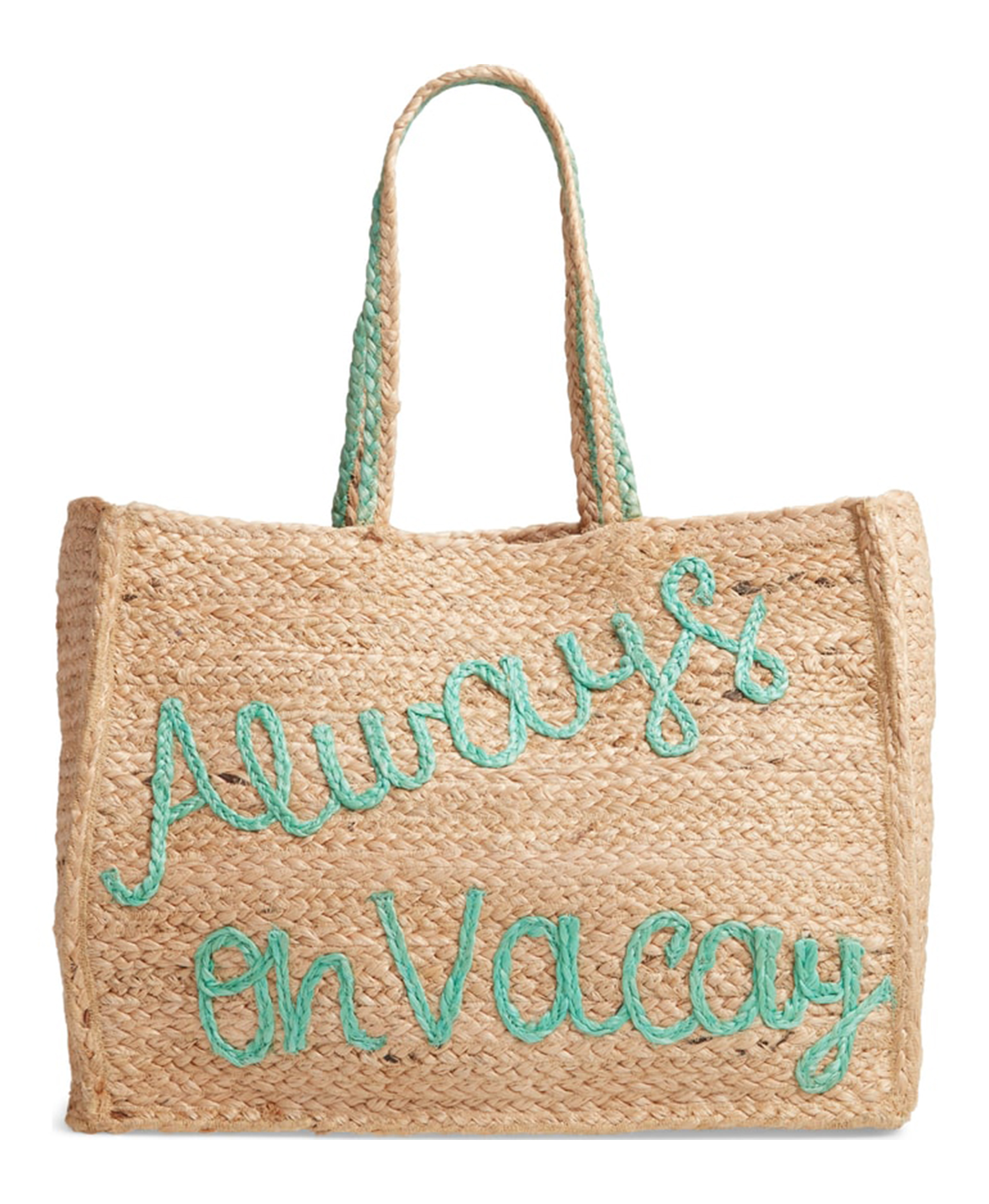 """""""Always on Vacay"""" Tote"""