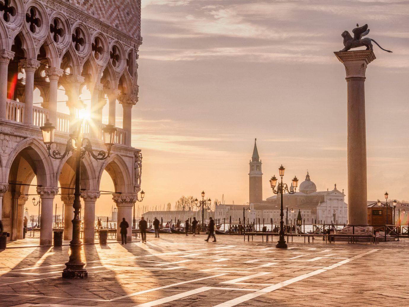 Venice is a city in northeastern Italy and the capital of the Veneto region.
