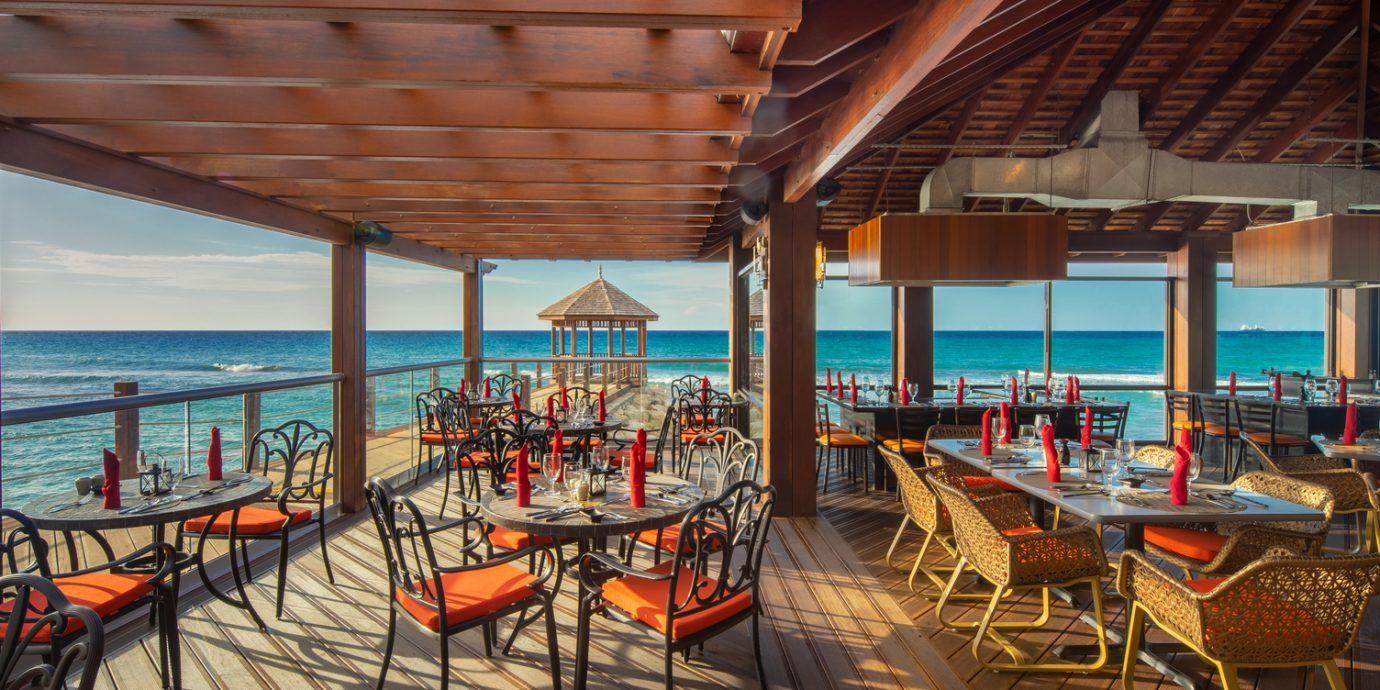 Pierside Restaurant at Jewel Grande Montego Bay