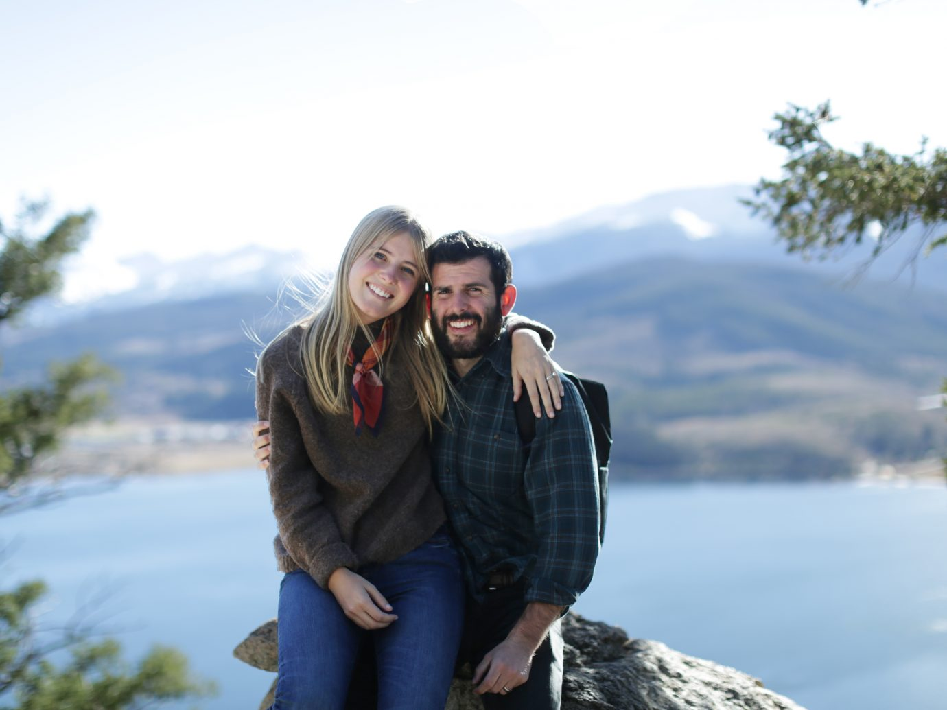 Matilda Sandstroem and Kelly Belknap of Adventurist Backpacks in Denver Colorado