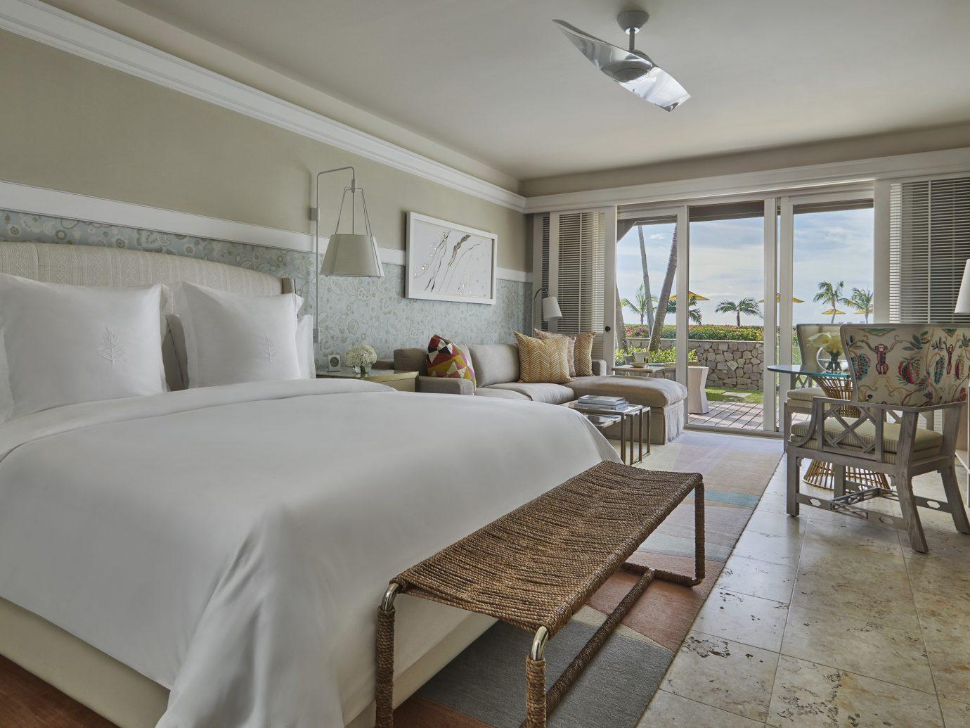 Bedroom at Four Seasons Resort Nevis