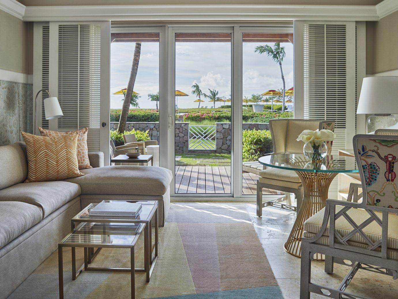 Living room at Four Seasons Resort Nevis