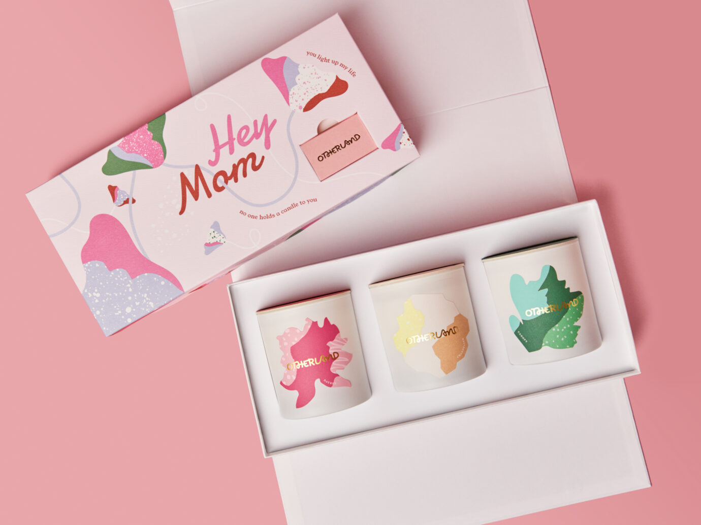 Otherland Mother's Day Candle Gift Set