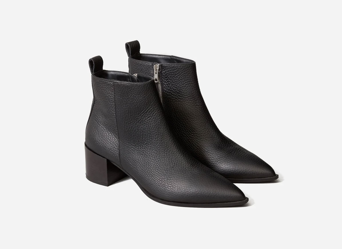 Everlane The Boss Boot