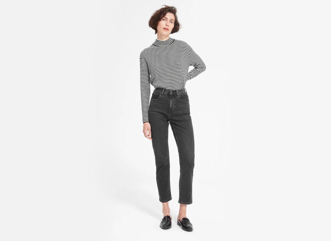 Everlane The Cheeky Straight Jean