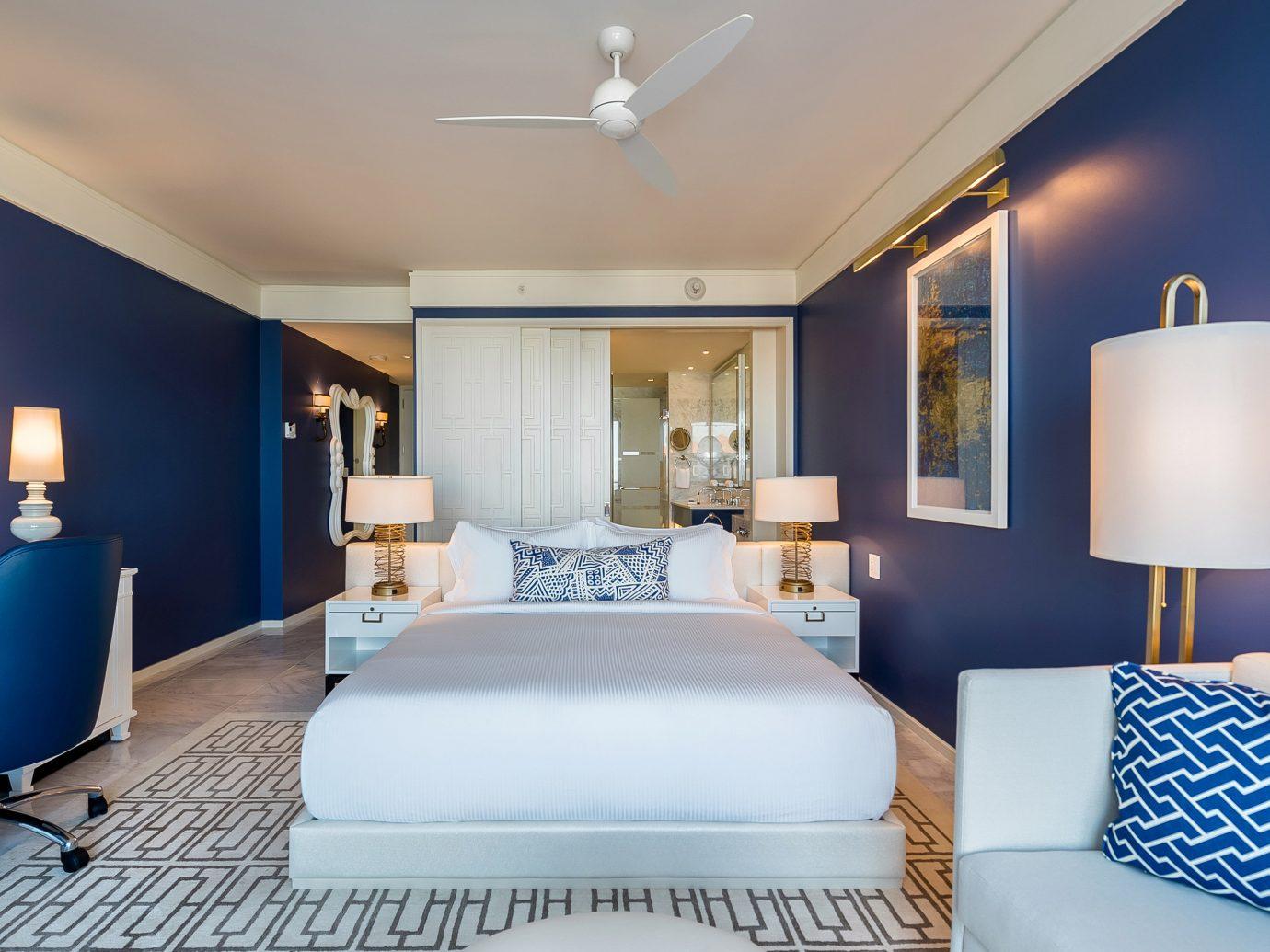 Bedroom at Grand Hyatt Baha Mar