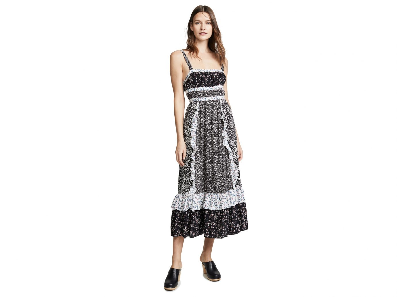 Free People Yessica Maxi Dress