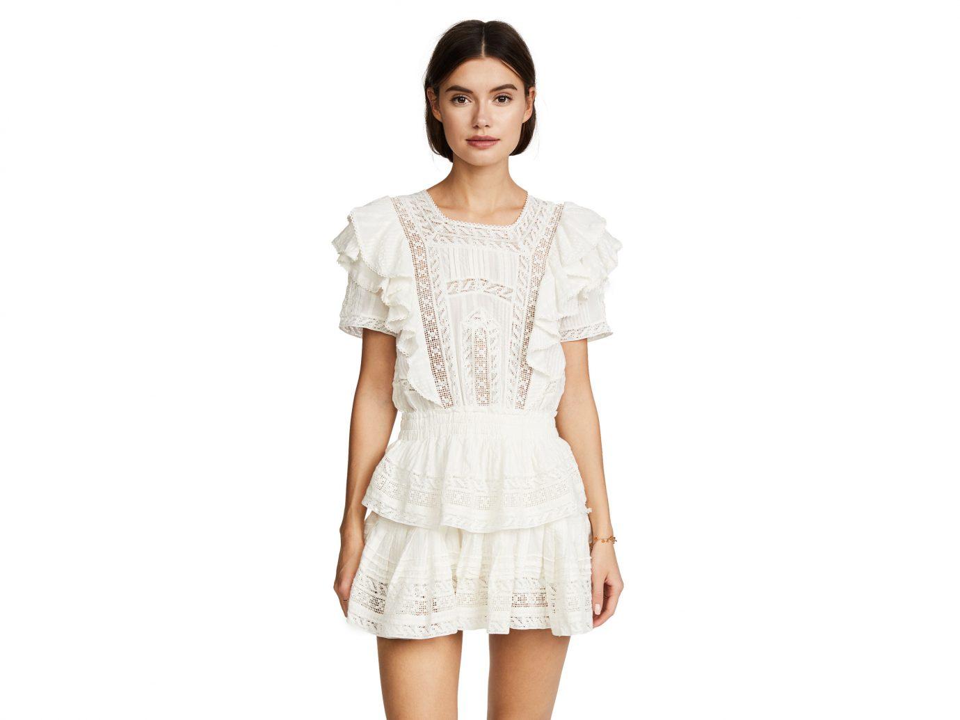 LOVESHACKFANCY Stella Dress