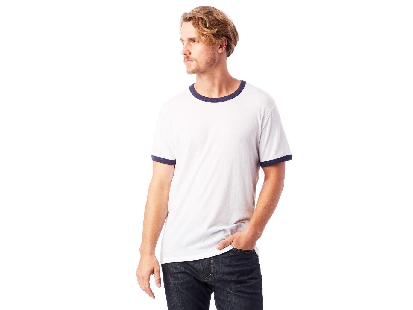 Alternative Apparel Keeper Vintage Jersey Ringer T-Shirt