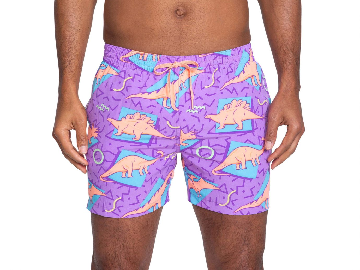 Chubbies Classic Jurassic Print Swim Trunks