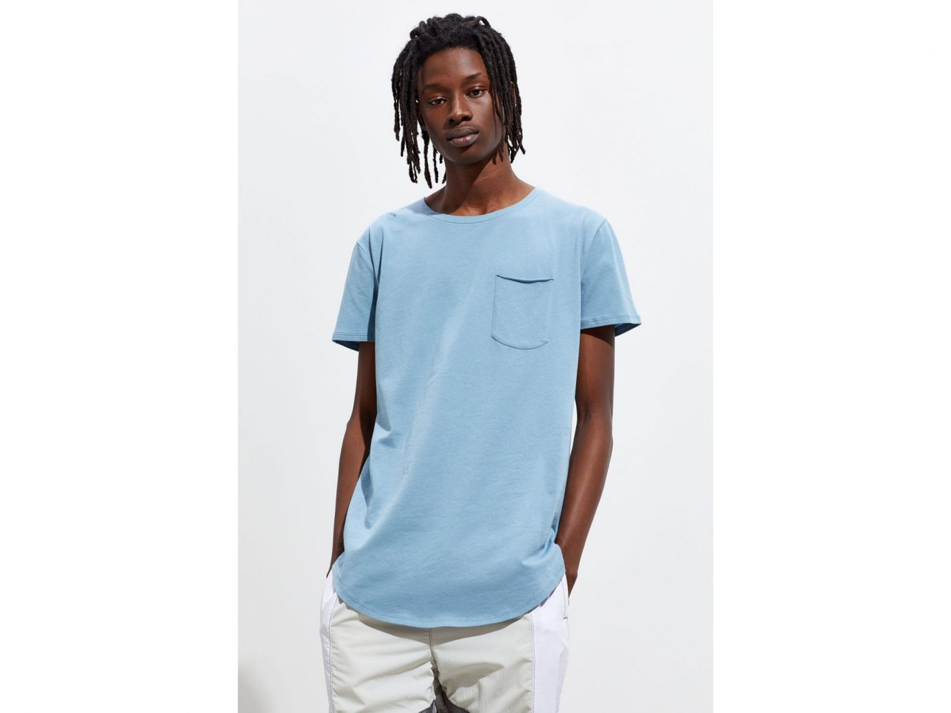 Urban Outfitters scoop neck t